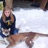 Elfjährige erschießt Puma mit Jagdgewehr nachdem Raubkatze Bruder bedrohte