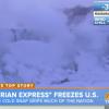 """""""Sibirischer Express"""": Kälteste Temperaturen in Teilen der USA seit 100 Jahren"""