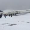 Schrecken am LaGuardia-Airport: Delta-Jet stürzt fast in eisige Bucht