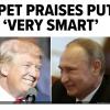 """Putins Marionette? Trump preist Kreml-Chef als """"smart"""" und fällt Obama in den Rücken"""