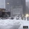 Wintersturm Stella: New York City ist wie eine Geisterstadt