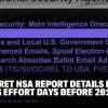 """Hackten Russen US-Wahlsysteme? NSA-Mitarbeiterin wegen """"Leak"""" verhaftet"""