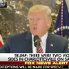 Meltdown: Trump verteidigt bei irrer Pressekonferenz Rechtsradikale